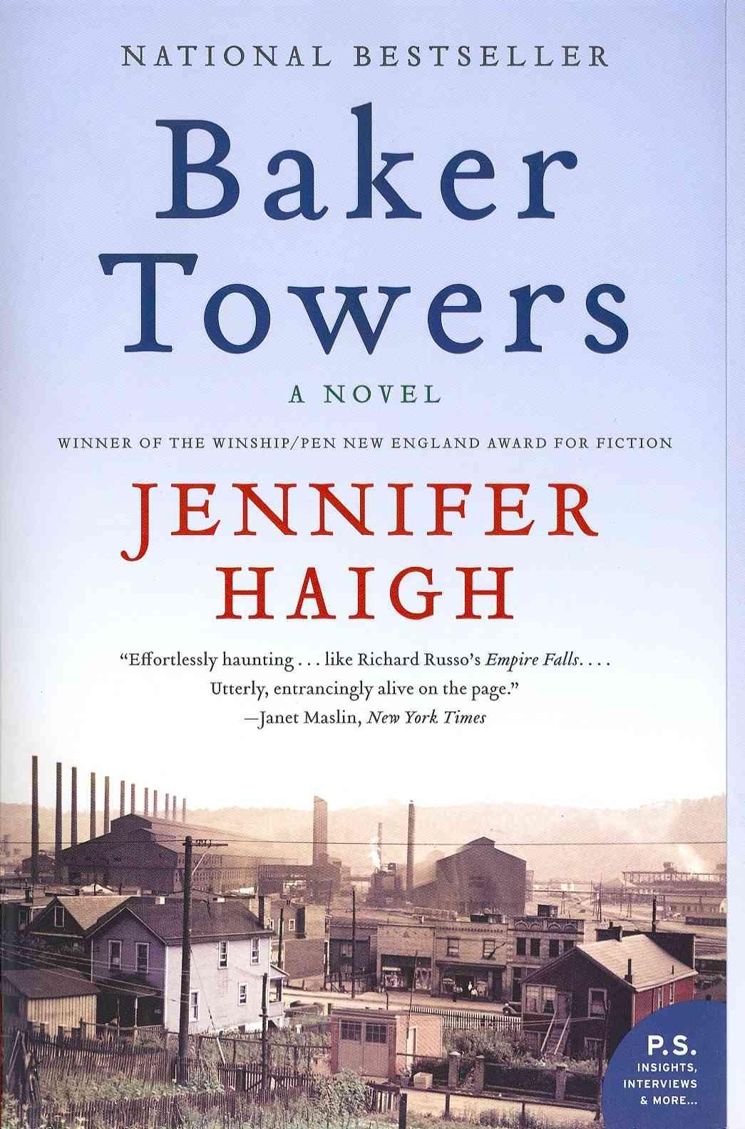 Baker Towers By Haigh, Jennifer